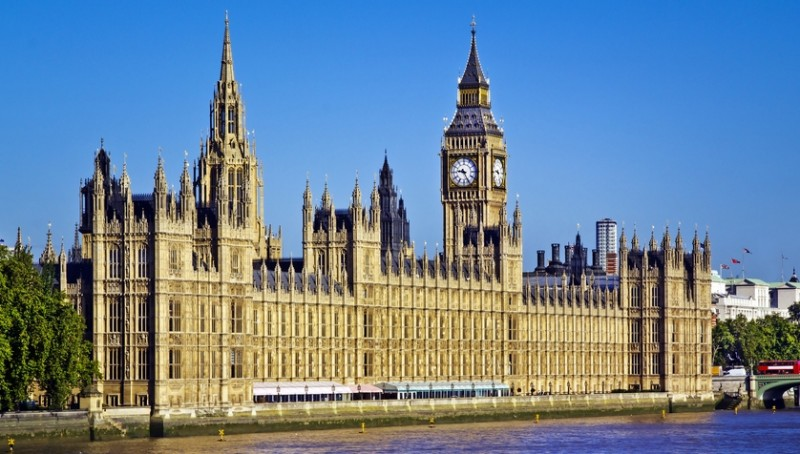 how to visit the houses of parliament