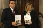 Local MPs deliver Parliamentary Inquiry on Autism and Education
